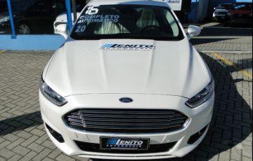 Ford Fusion 2.0 Titanium Plus 16V Híbrido - Foto #2