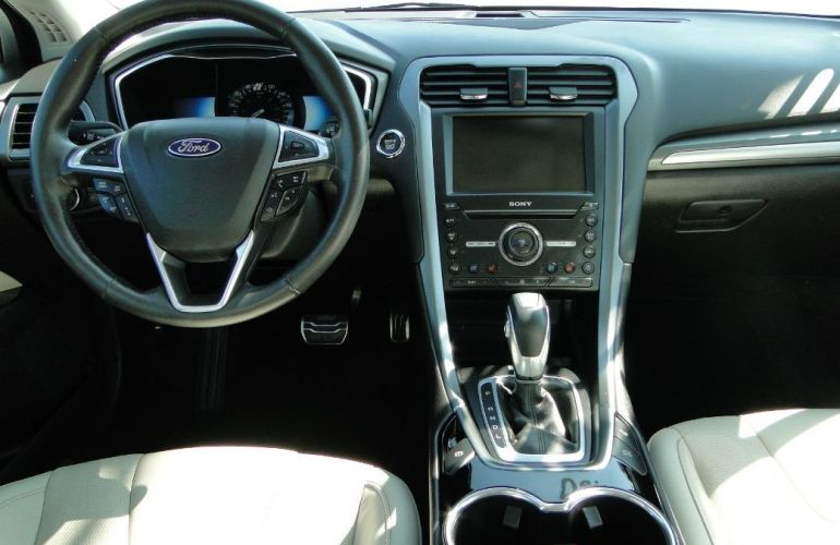 Ford Fusion 2.0 Titanium Plus 16V Híbrido - Foto #5