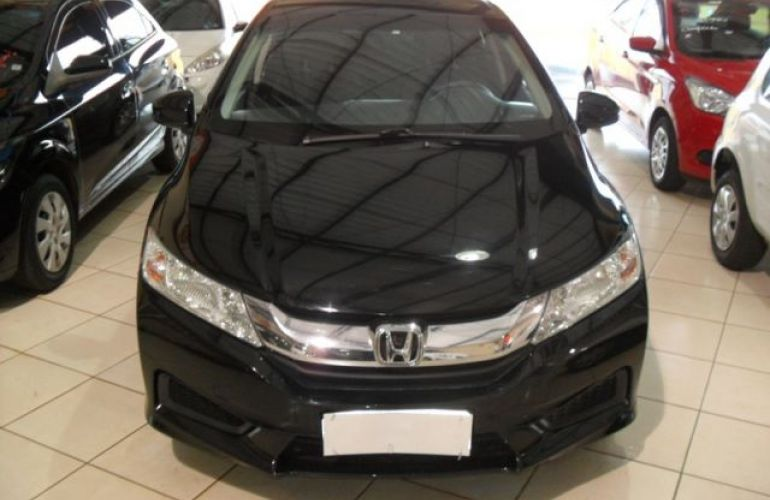 Honda City LX 1.5 16V (flex) - Foto #1