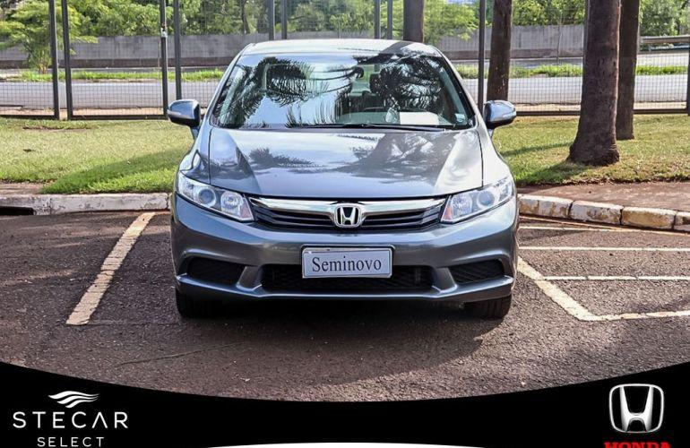Honda Civic 1.8 Lxl 16v - Foto #1