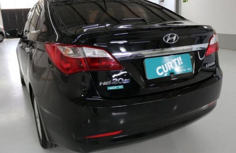 Hyundai HB20S Premium 1.6 16V Flex - Foto #5