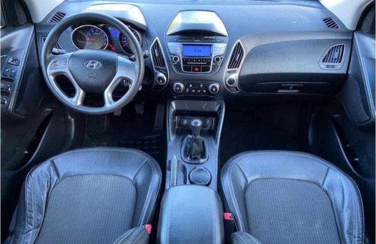 Hyundai ix35 2.0L 16v (Flex) - Foto #6
