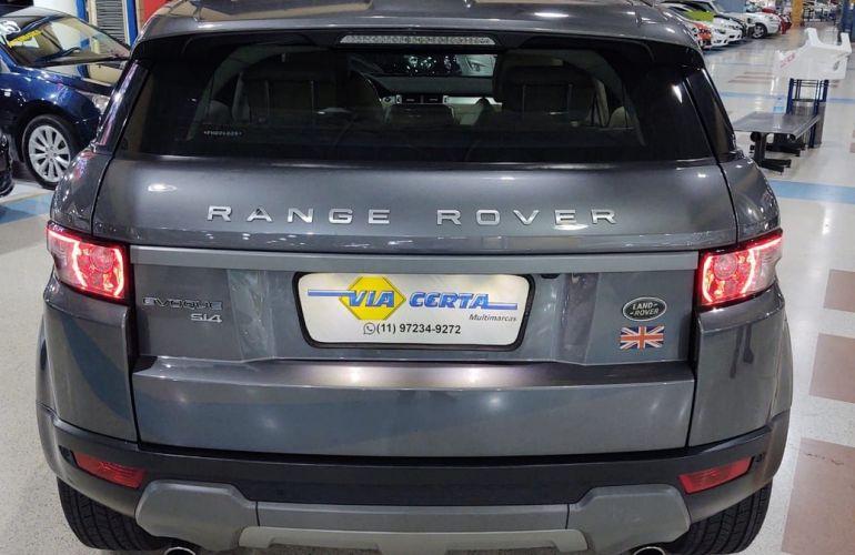 Land Rover Range Rover Evoque 2.0 Pure 4WD 16v - Foto #8
