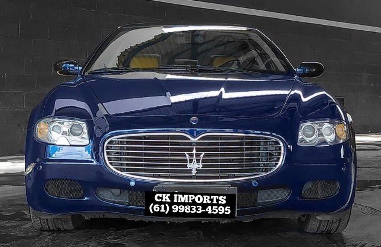Maserati Quattroporte Executive 4.2 V8 - Foto #2