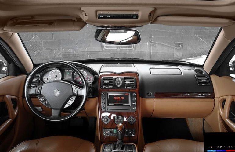 Maserati Quattroporte Executive 4.2 V8 - Foto #9