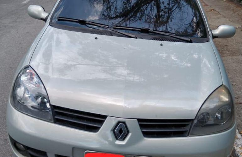 Renault Clio Sedan Privilége 1.6 16V (flex) - Foto #7