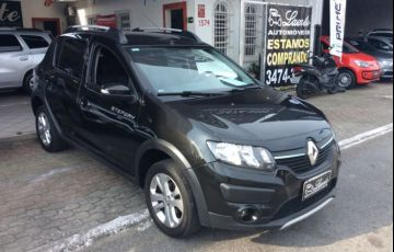 Renault Sandero 1.6 16V Sce Stepway - Foto #2