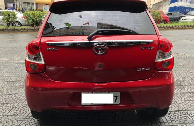 Toyota Etios 1.5 Xls 16v - Foto #5