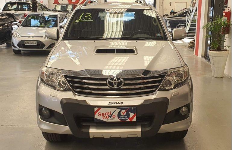 Toyota Hilux Sw4 3.0 Srv 4x4 7 Lugares 16V Turbo Intercooler - Foto #1
