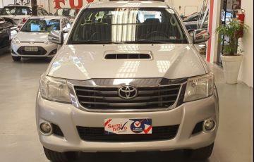 Toyota Hilux 3.0 Srv 4x4 CD 16V Turbo Intercooler - Foto #1