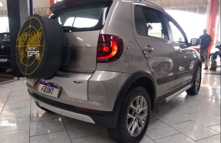 Volkswagen Crossfox 1.6 Mi 8v - Foto #8