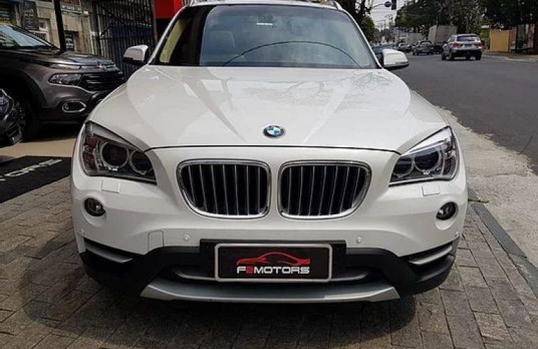 BMW X1 2.0 16V Turbo Sdrive20i - Foto #2
