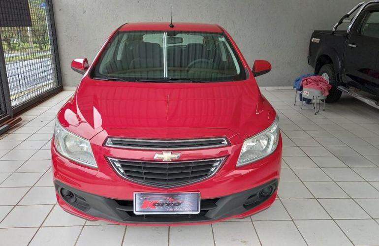 Chevrolet Onix 1.0 MPFi LT 8v - Foto #2