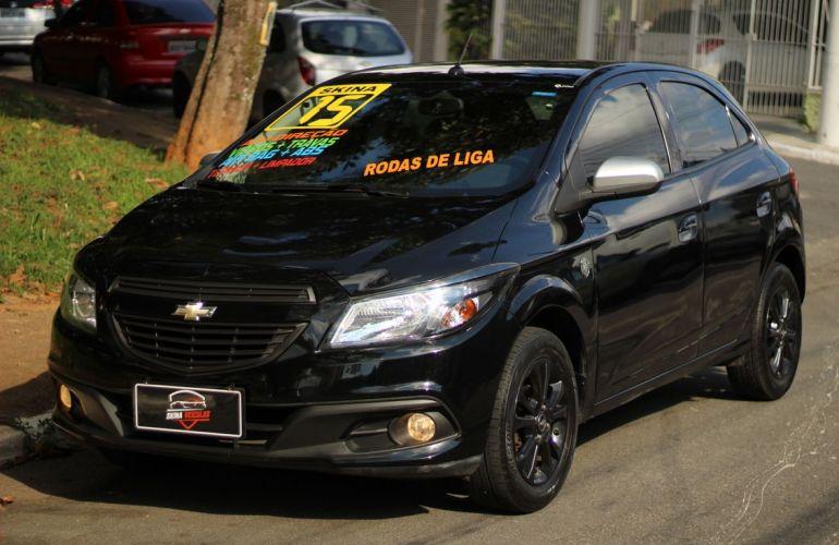 Chevrolet Onix 1.0 MPFi Seleção 8v - Foto #3