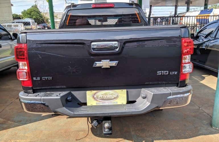 Chevrolet S10 2.8 CTDI LTZ 4WD (Cabine Dupla) (Aut) - Foto #4