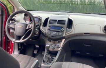 Chevrolet Sonic Hatch LT 1.6 - Foto #6