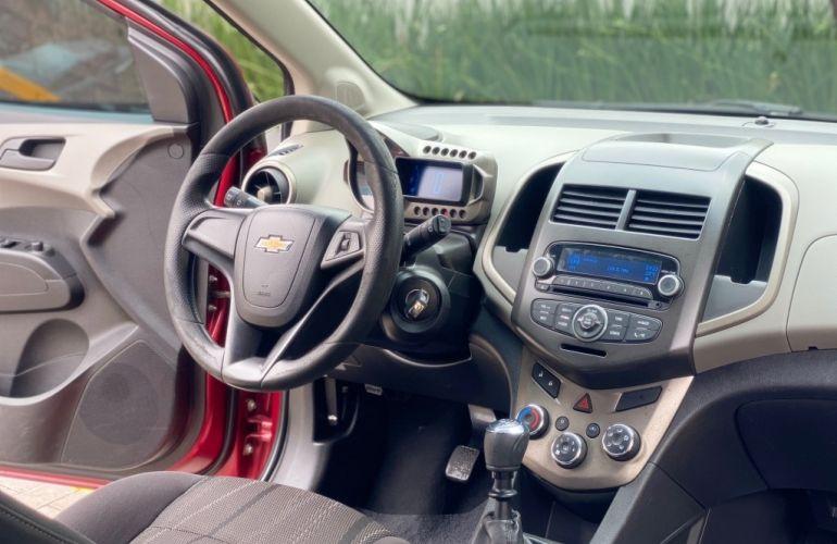 Chevrolet Sonic Hatch LT 1.6 - Foto #7