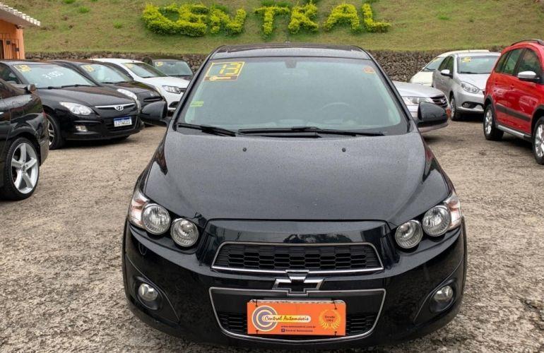 Chevrolet Sonic Sedan LTZ (Aut) - Foto #1