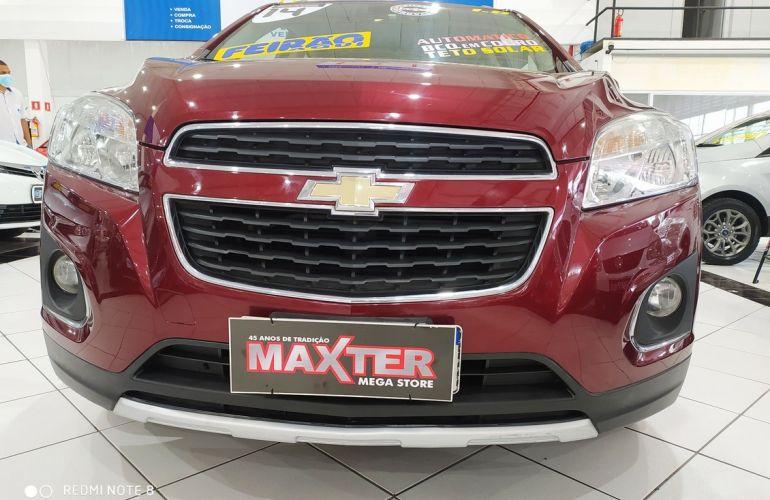 Chevrolet Tracker 1.8 MPFi LTZ 4x2 16v - Foto #2