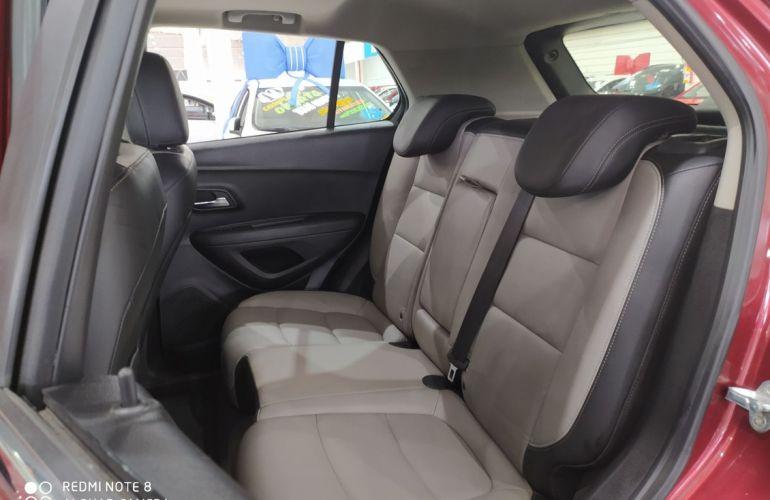 Chevrolet Tracker 1.8 MPFi LTZ 4x2 16v - Foto #9