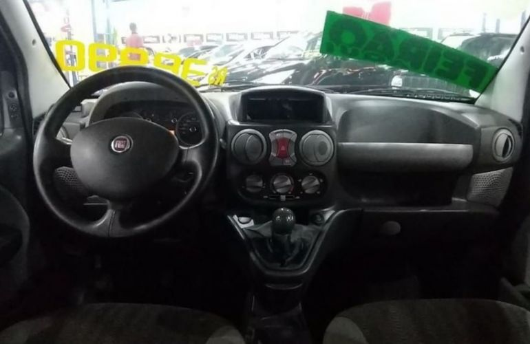Fiat Doblo 1.8 MPi Essence 16v - Foto #8
