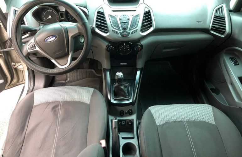Ford Ecosport 1.6 S 16v - Foto #6