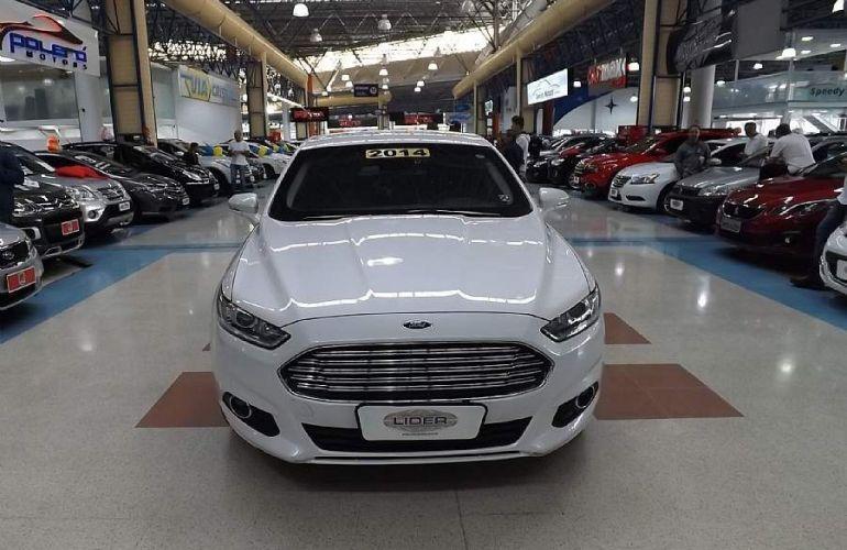 Ford Fusion 2.5 16v - Foto #2