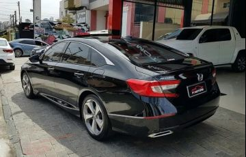 Honda Accord 2.0 Vtec Turbo Touring 10at - Foto #8