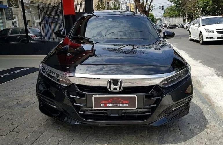 Honda Accord 2.0 Vtec Turbo Touring 10at - Foto #2