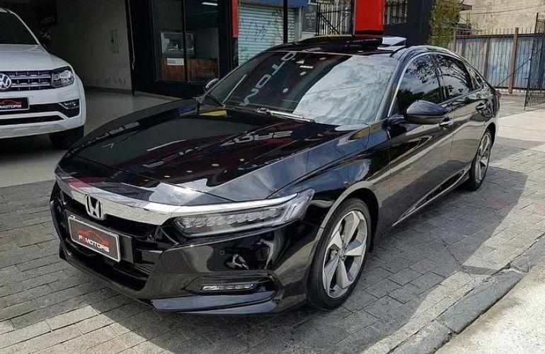 Honda Accord 2.0 Vtec Turbo Touring 10at - Foto #3