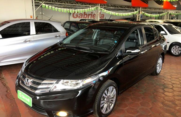 Honda City 1.5 EX CVT - Foto #1