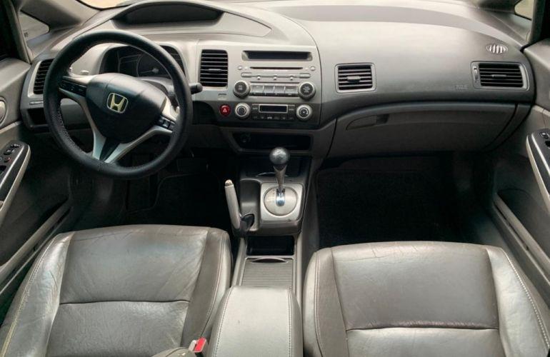 Honda New Civic EXS 1.8 16V (Aut) (Flex) - Foto #6