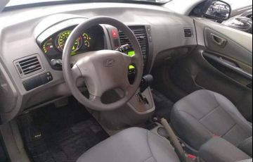Hyundai Tucson 2.4 GLS 4WD 16v - Foto #5