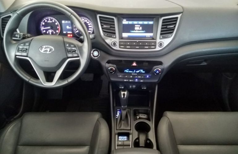 Hyundai Tucson 1.6 16V T-gdi Gl - Foto #8