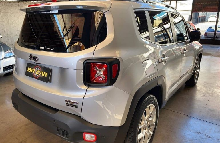 Jeep Renegade 1.8 Longitude (Aut) - Foto #5