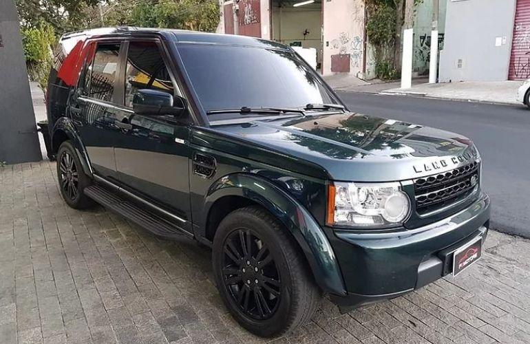 Land Rover Discovery 4 3.0 S 4x4 V6 24v Bi-turbo - Foto #1