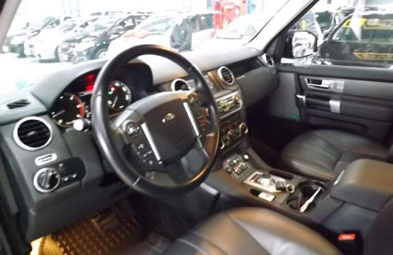 Land Rover Discovery 4 3.0 SE 4x4 V6 24v Bi-turbo - Foto #8