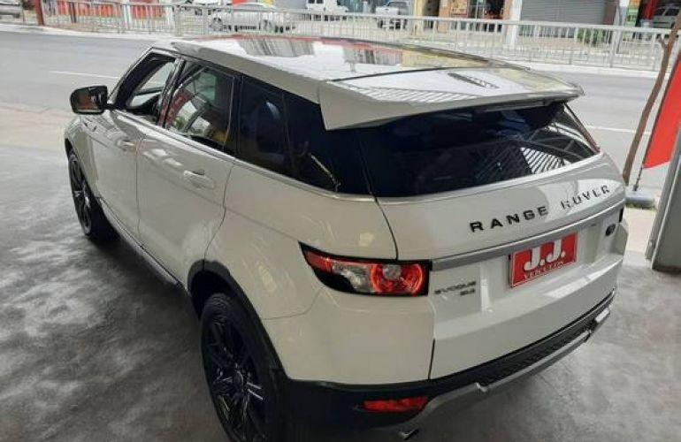 Land Rover Range Rover Evoque 2.0 Prestige 4WD 16v - Foto #10