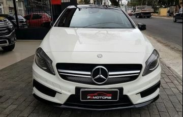 Mercedes-Benz A 45 Amg 2.0 16V Turbo - Foto #2