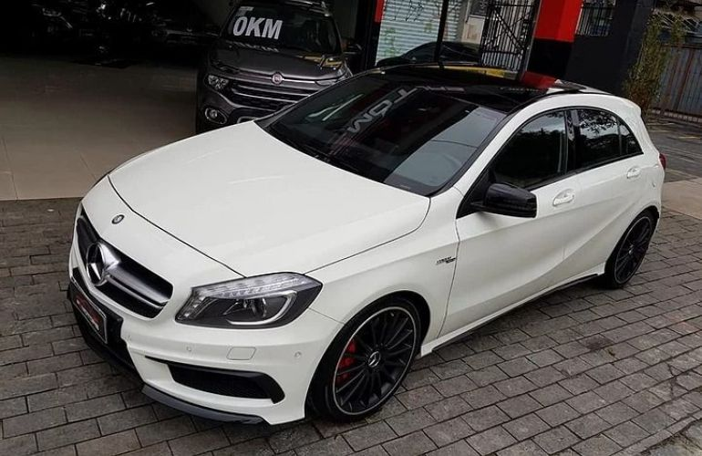 Mercedes-Benz A 45 Amg 2.0 16V Turbo - Foto #3