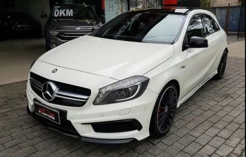 Mercedes-Benz A 45 Amg 2.0 16V Turbo - Foto #8