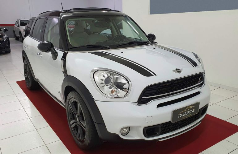 Mini Cooper Countryman 1.6 S ALL4 Top 4wd (Aut) 4p - Foto #1