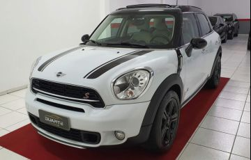 Mini Cooper Countryman 1.6 S ALL4 Top 4wd (Aut) 4p - Foto #2