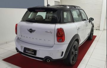Mini Cooper Countryman 1.6 S ALL4 Top 4wd (Aut) 4p - Foto #4