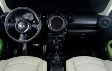Mini Cooper Countryman 1.6 S ALL4 Top 4wd (Aut) 4p - Foto #7