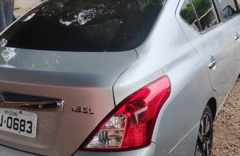 Nissan Versa 1.6 16V SL - Foto #5