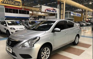 Nissan Versa 1.6 16V Flexstart Sv - Foto #3