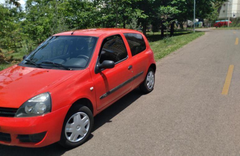 Renault Clio Hatch. Campus 1.0 16V (flex) 2p - Foto #3
