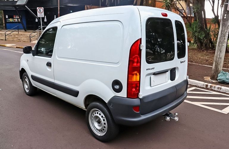 Renault Kangoo 1.6 Express 16v - Foto #10