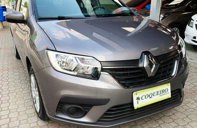 Renault Logan 1.0 12v Sce Zen - Foto #1